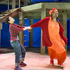 'Romeo + Juliet' Play Performed at the Rose Theatre, Kingston, UK