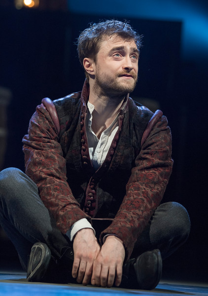 'Rosencrantz & Guildenstern are Dead' Play by Tom Stoppard performed at the Old Vic Theatre, London, UK