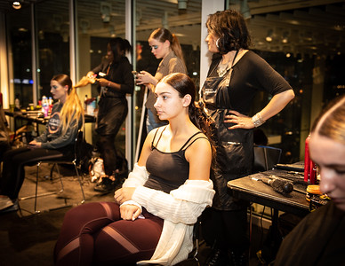 Behind the Scenes at Runway27 at The Fashion Institute of Technology