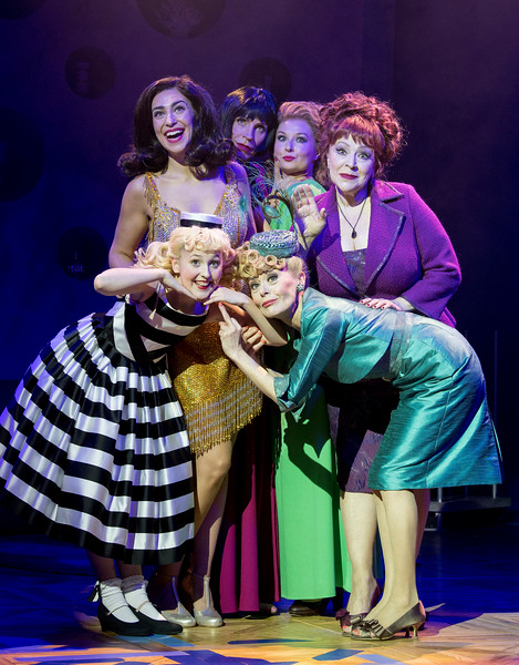 'Ruthless' Musical performed at the Arts Theatre, London, UK