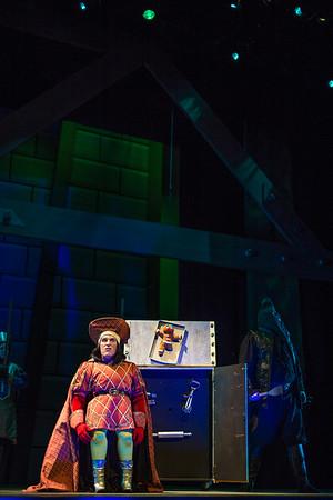 SHREK - Theatre Cedar Rapids