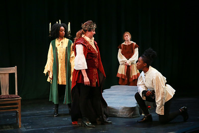Southwest Shakespeare Company presents Richard the Second // photography by Devon Christopher Adams
