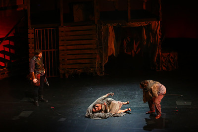 1911 Southwest Shakespeare Company presents MacBeth