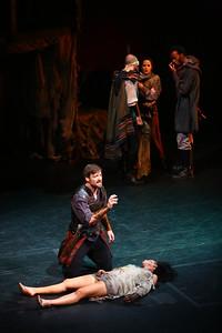 1911 Southwest Shakespeare Company presents MacBeth