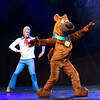 'Scooby-Doo Live! Musical Mysteries' Performed at the London Palladium, UK
