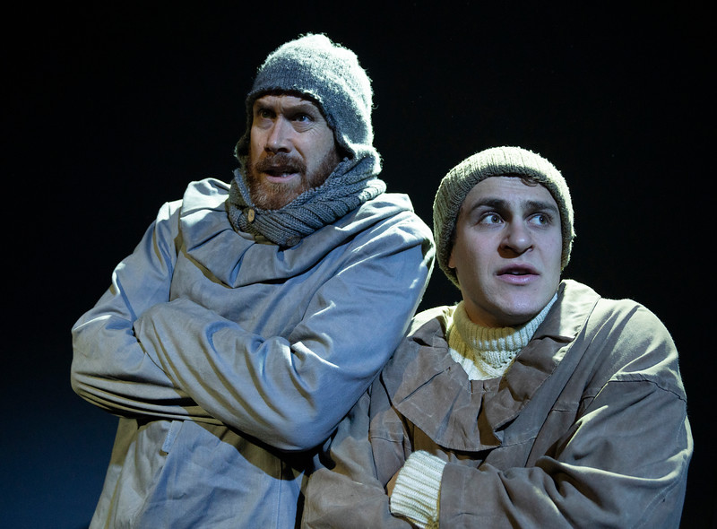 'Shackleton and His Stowaway' Play performed at the Park Theatre, London, UK