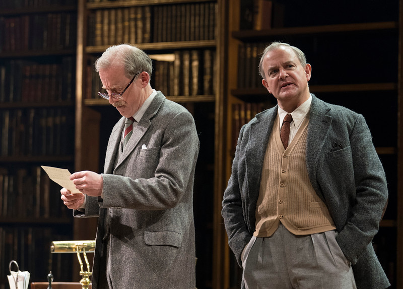 'Shadowlands' Play performed at the Chichester Festival Theatre, UK