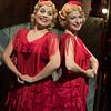 'Sideshow' Musical performed at Southwark Playhouse, London, UK