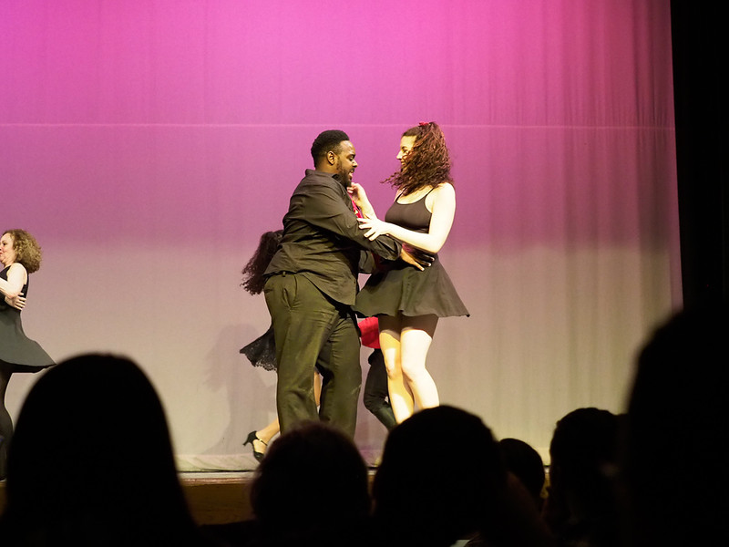 Silhouette Stages Winter Cabaret 2019