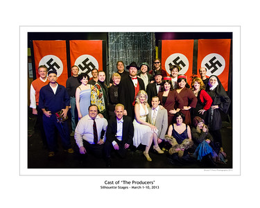 The Producers Cast