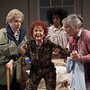 'Silver Lining' Play by Sandi Toksvig performed at the Rose Theatre, Kingston, UK