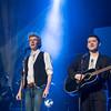 'Simon and Garfunkel' Musical performed at the Lyric Theatre, London, UK