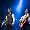 'Simon and Garfunkel' Musical performed at the Lyric Theatre, London, UK
