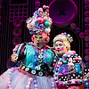 'Sleeping Beauty' Pantomime performed at the Theatre Royal Stratford E15, London,UK