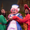 'Sleeping Beauty' Pantomime performed at the Hackney Empire Theatre, London, UK