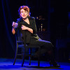 'Songs for Nobodies' performed by Bernadette Robinson at the Ambassadors Theatre, London, UK