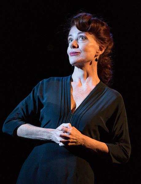 'Songs for Nobodies' performed by Bernadette Robinson at Wilton's Music Hall, London, UK