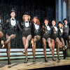 'Stepping Out' Musical performed at the Vaudeville Theatre, London, UK
