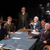 'Strife' Play by John Galsworthy performed at the Minerva Theatre, Chichester Festival Theatre, UK