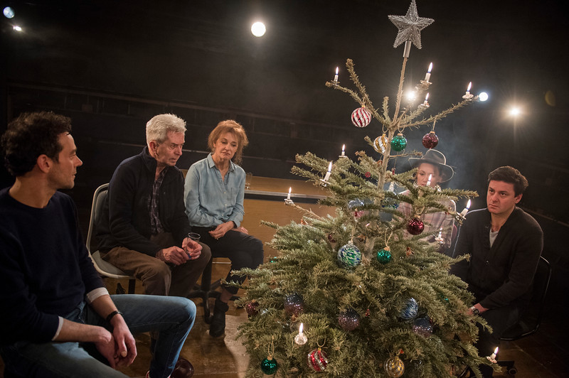 'Winter Solstice' Play performed at the Orange Tree Theatre, London, UK