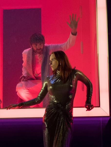 'Tartuffe' Play performed at the Theatre Royal, Haymarket, London, UK