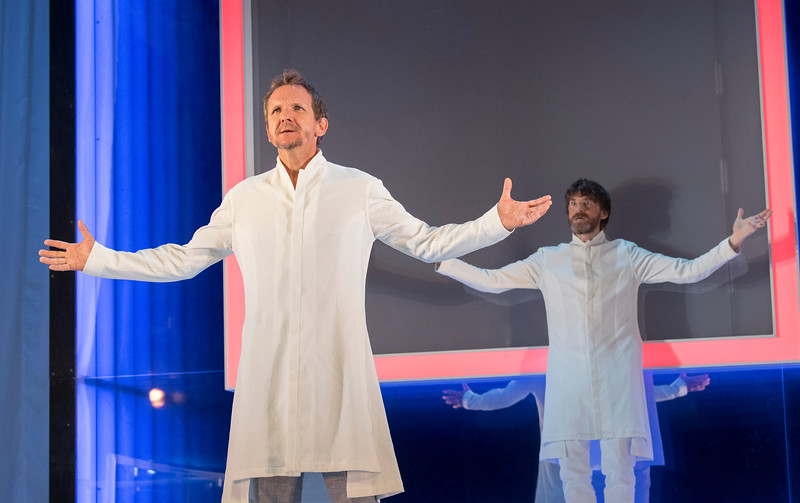 'Tartuffe' Play performed at the Theatre Royal, Haymarket, London, UK