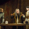 'The Alchemist' Play performed at The Swan Theatre, Royal Shakespeare Company, Stratford upon Avon, UK