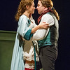 'The Beaux Stratagem' Play performed in the Olivier Theatre at the Royal National Theatre, London, UK