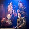 'The Box of Delights' Play performed at Wilton's Music Hall, London, UK