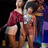 'The Bubbly Black Girl Sheds her Chameleon Skin' Musical by Kirsten Childs performed at the Theatre Royal Stratford E15, London, UK