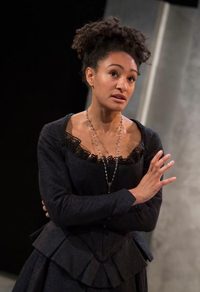 'The Cardinal' Play performed at Southwark Playhouse, London, UK