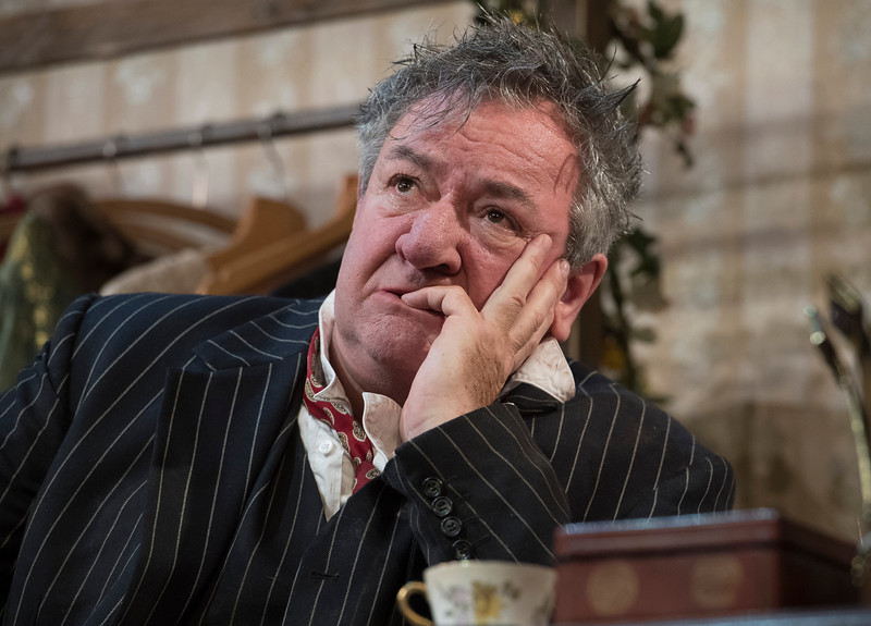 'The Dresser' Play by Ronald Harwood performed at the Duke of York's Theatre, London,UK