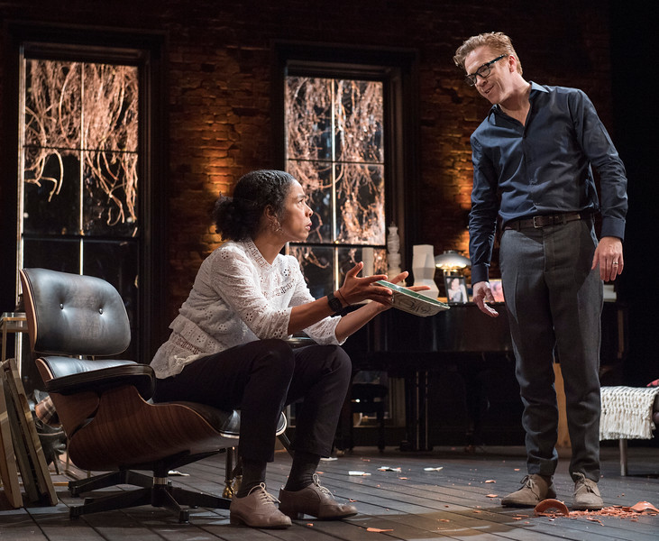 'The Goat' by Edward Albee performed at the Theatre Royal, Haymarket, London,UK