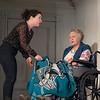 'The Humans' Play performed at Hampstead Theatre, London, UK