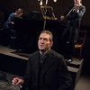 'The Kreutzer Sonata' Play by Leo Tolstor performed at the Arcola Theatre, London, UK