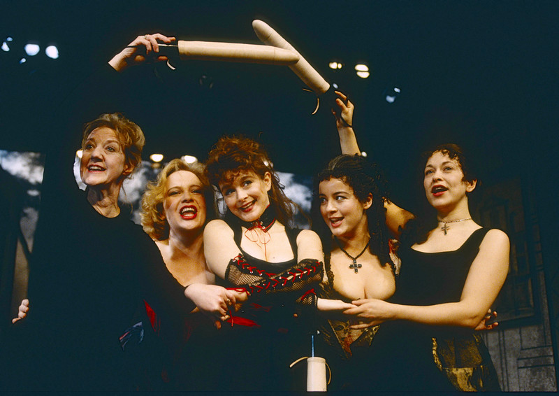 'The Libertine' Play performed at the Royal Court Theatre, London, UK. 1994