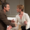 'The Lie' Play performed at the Menier Chocolate Factory Theatre, London, UK