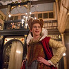 The Malcontent performed at The Globe Theatre