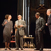 'The Moderate Soprano' Play by David Hare performed at the Duke of Yorks Theatre, London, UK