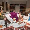 'The Philanthropist' Play performed at the Trafalgar Studio Theatre, London, UK