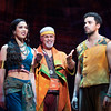 'The Prince of Egypt' Musical performed at the Dominion Theatre, London, UK