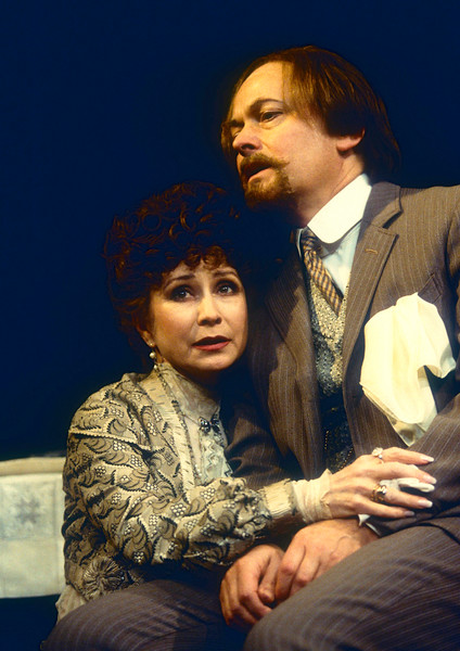 'The Seagull' Paly performed at the Old Vic Theatre, London, UK 1997