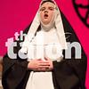 Argyle theater department prepare for opening night with Sound of Music Rehearsal at Argyle High School in Argyle, Texas, on September 17, 2018. GiGi Robertson (Jordyn Tarrant / The Talon News)
