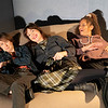 'The Tyler Sisters' Play performed at the Hampstead Theatre Downstairs, London, UK