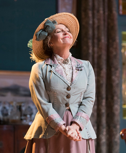 'The Winslow Boy' Play performed at Chichester Festival Theatre before National Tour, UK