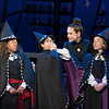 'The Worst Witch' Plat performed at the Vauduville Theatre, London, UK