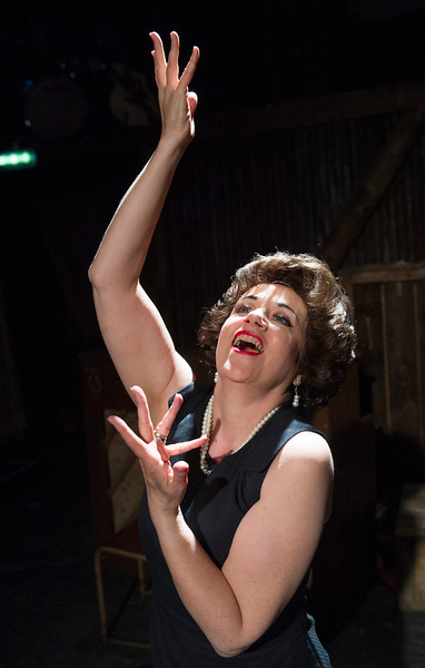 'Through The Mill' Play performed at the Southwark Playhouse, London, UK