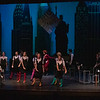 The theater department performs its 2020 production of Thoroughly Modern Millie. (Jaclyn Harris   The Talon News)