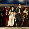 'Titanic' Musical performed at the Charing Cross Theatre, London, UK