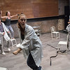 'Tomorrow I was Always a Lion' Play performed by Belarus Free Theatre at the Arcola Theatre, London, UK